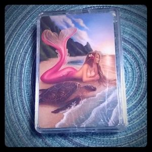 Other - Mermaid & Turtle playing cards